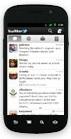 twitter smartphone apps