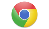 chrome your default browser