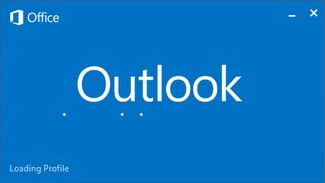 outlook-profile-loading