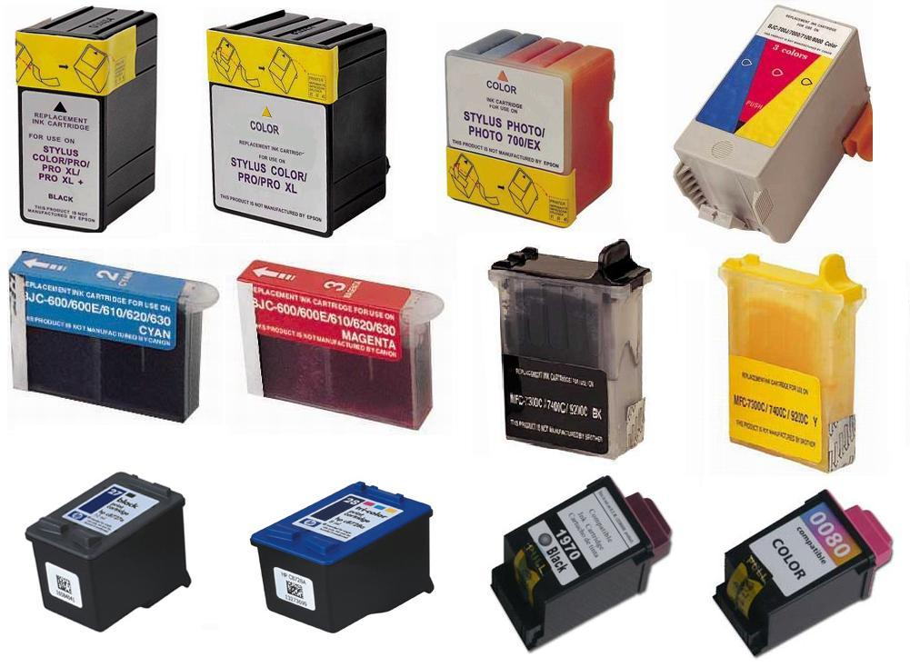 Inkjet Printer Cartridges are meant to be Replaced!
