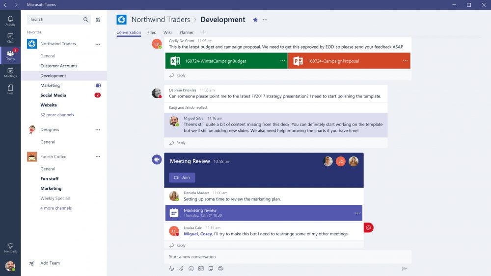microsoft teams for nonrprofits
